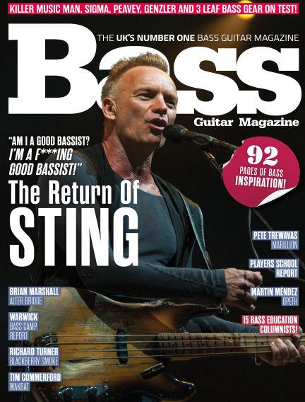 Bass Guitar October 18, 2016 00:00
