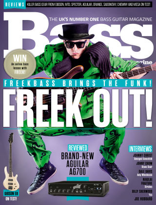 Bass Guitar July 2017