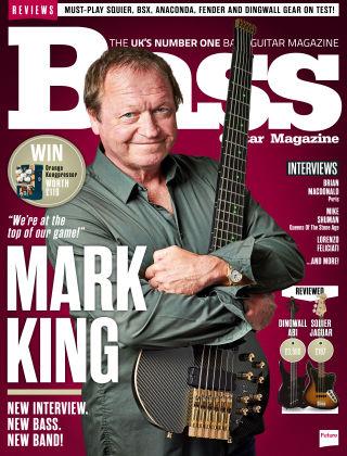 Bass Guitar August 2017