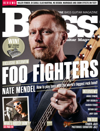 Bass Guitar October 2017