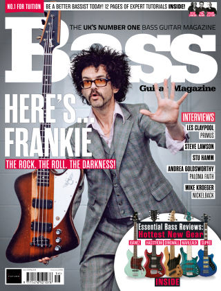 Bass Guitar May 2018