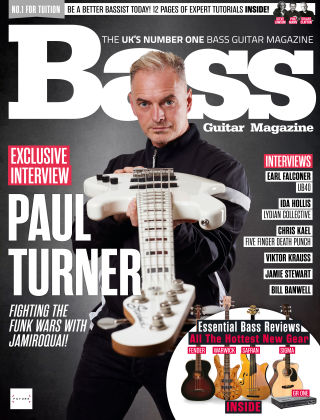 Bass Guitar June 2018