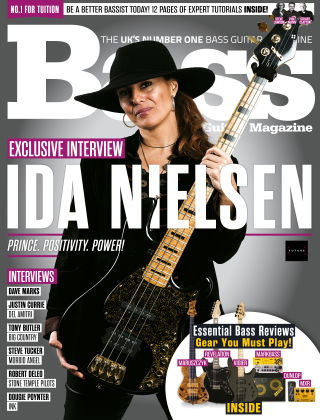Bass Guitar July 2018