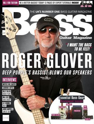 Bass Guitar August 2018