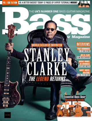 Bass Guitar October 2018