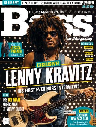 Bass Guitar December 2018