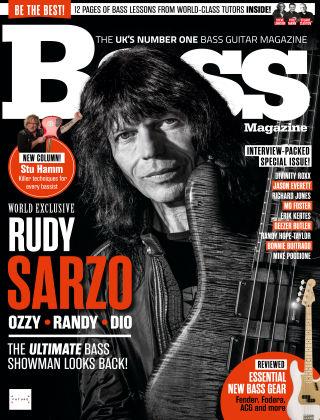 Bass Guitar Feb 2019