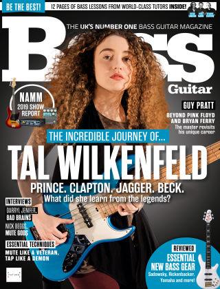 Bass Guitar March 2019