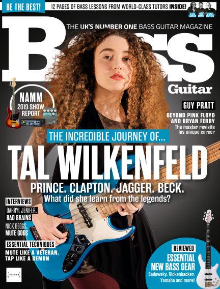 Bass Guitar March 05, 2019 00:00