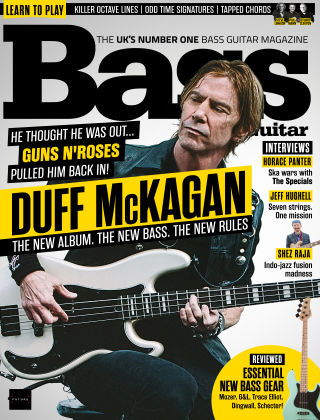 Bass Guitar April 2019