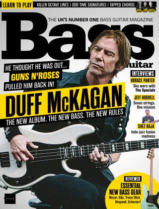 Bass Guitar April 2019