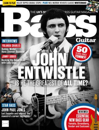 Bass Guitar May 2019