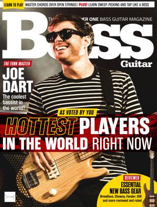 Bass Guitar June 2019