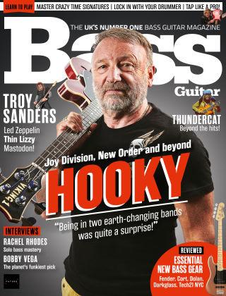 Bass Guitar August 2019