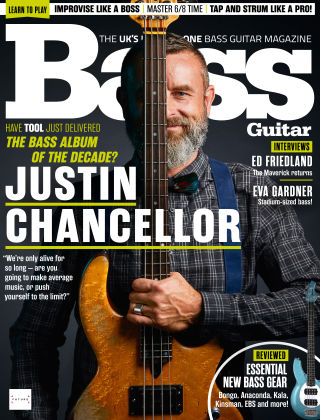 Bass Guitar October 2019