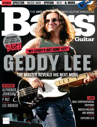 Bass Guitar November 2019