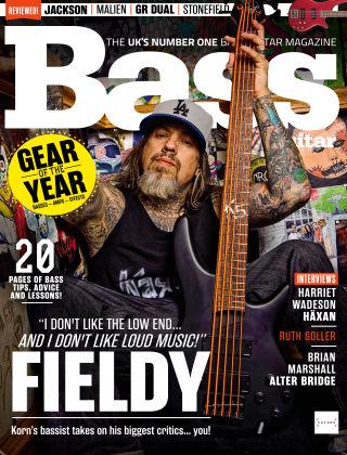 Bass Guitar January 2019