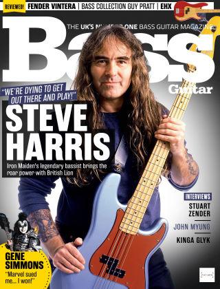 Bass Guitar February 2020