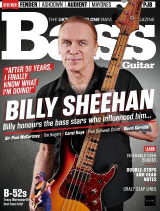 Bass Guitar April 2020