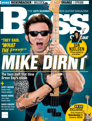 Bass Guitar May 2020