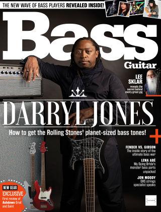 Bass Guitar June 2020