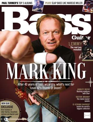 Bass Guitar July 2020