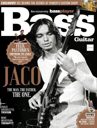 Bass Guitar August 2020