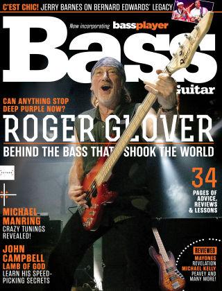 Bass Guitar September 2020