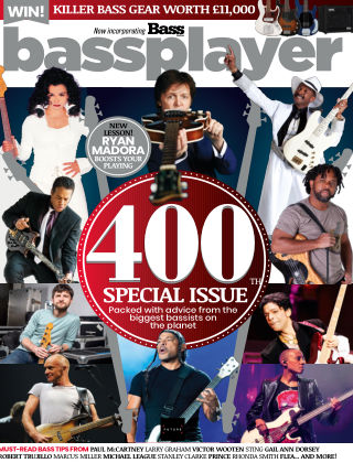 Bass Guitar 400th Special Issue