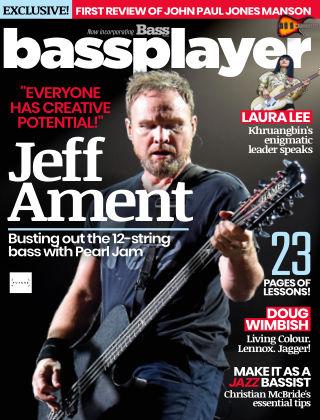Bass Guitar October 2020