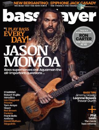 Bass Guitar February 2021