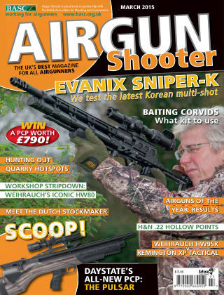 Airgun Shooter March 2015