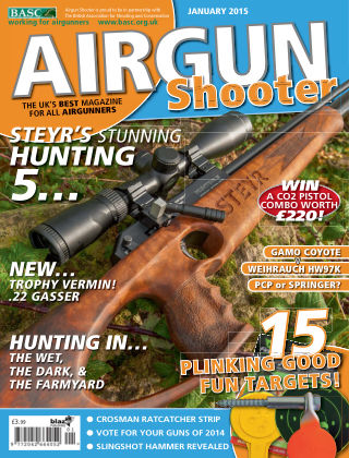 Airgun Shooter January 2015