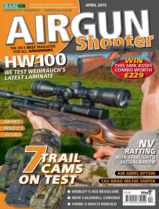 Airgun Shooter April 2015