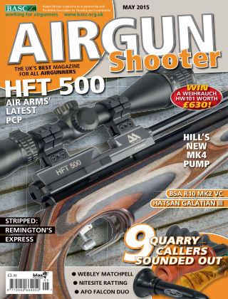 Airgun Shooter May 2015