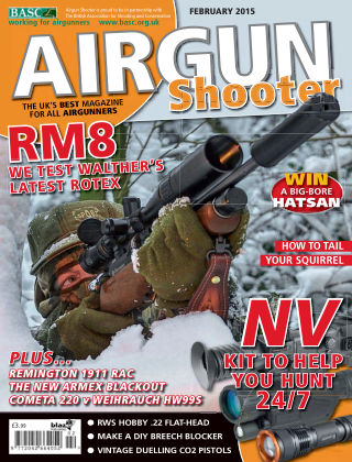 Airgun Shooter February 2015