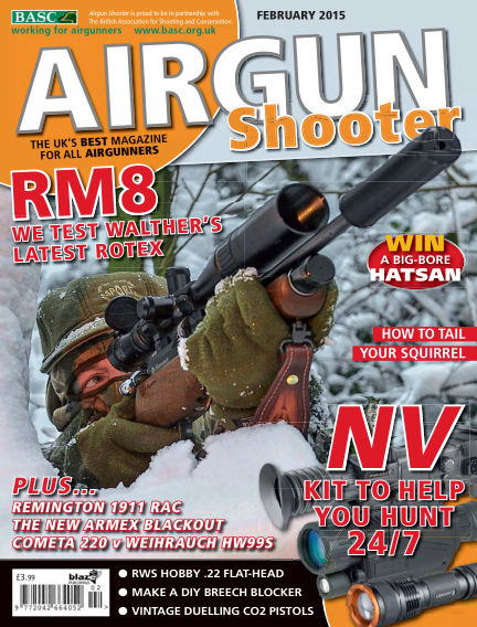 Airgun Shooter January 02, 2015 00:00