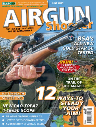 Airgun Shooter June