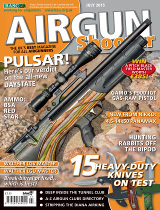 Airgun Shooter July
