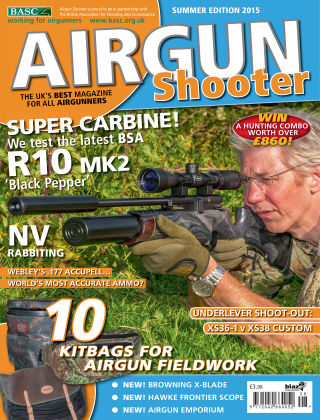 Airgun Shooter Summer