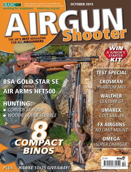 Airgun Shooter September 08, 2015 00:00