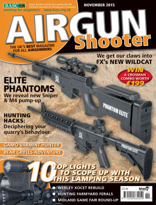 Airgun Shooter November