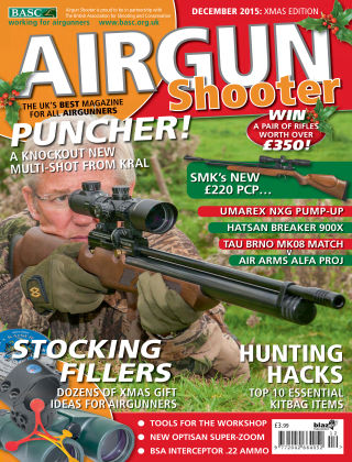 Airgun Shooter December