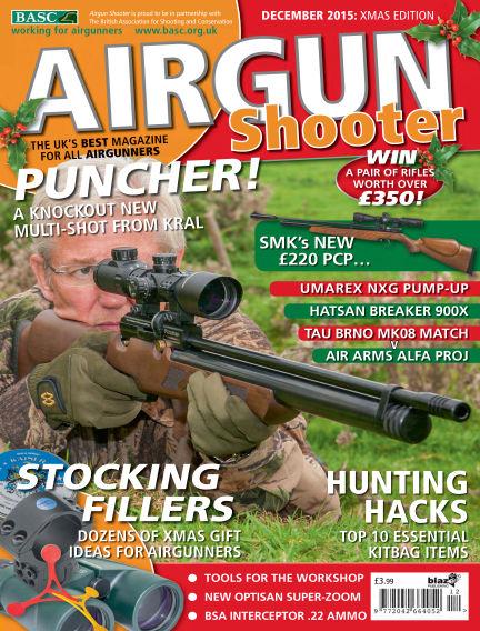 Airgun Shooter November 05, 2015 00:00