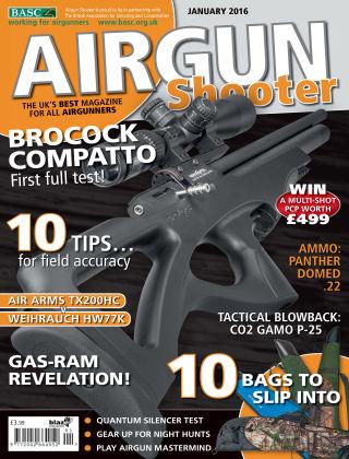Airgun Shooter Jan