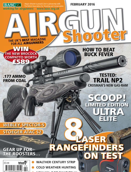 Airgun Shooter December 26, 2015 00:00