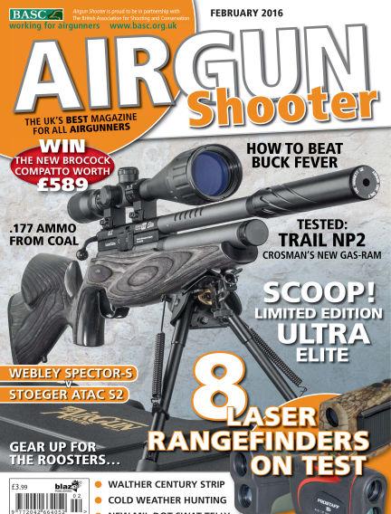 Airgun Shooter December 26, 2015 00:00