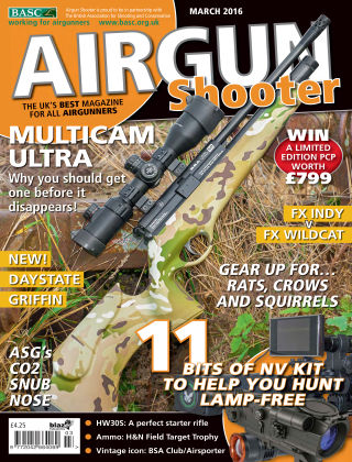 Airgun Shooter March2016