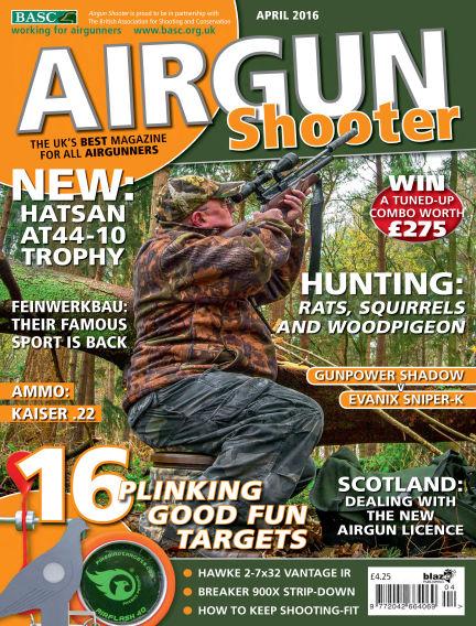 Airgun Shooter February 25, 2016 00:00