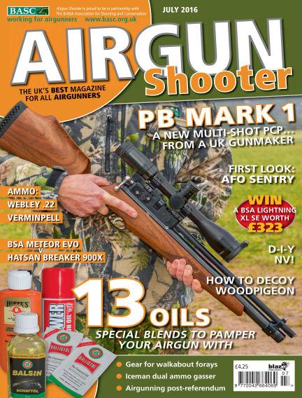 Airgun Shooter May 20, 2016 00:00